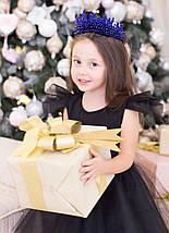 """Нарядное детское платье """"RALLEN"""" с пышной фатиновой юбкой, фото 2"""