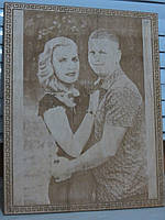Подарок на свадьбу портрет по фото, фото 1