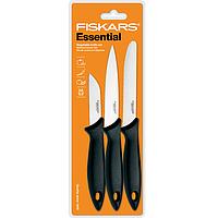 Набор ножей для чистки Fiskars Essential 3 шт (1023785)