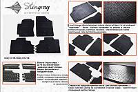 Geely CK-2 Резиновые коврики (4 шт, Stingray Premium)