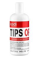 Tips Off (Жидкость для снятия гель-лака и акрила) Kodi Professional 500 мл