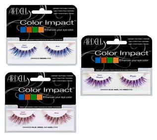 Накладные ресницы с цветом Ardell™ Color Impact Lashes