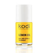 "Масло для кутикулы Лимон"" Kodi Professional 15 мл"""