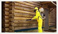 Пропитка деревянных конструкций