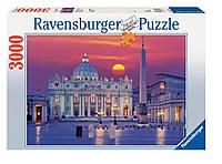 """Пазл """"Собор Святого Петра, Рим"""" 3000 шт. Ravensburger (RSV-170340)"""