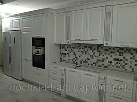 Кухонный гарнитур из натурального дерева, фото 2
