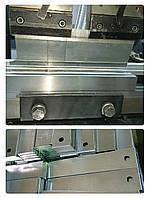 Гнуття гибка листового металу Листогибочный станок Уголок Швелер Кронштейна , Рубка Вальцювання метала Прес