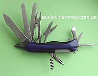 Мультифункциональный складной туристический нож 11 в 1