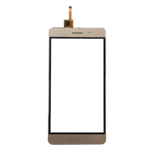 Сенсор (Touch screen) Bravis A552 Joy Max золотой