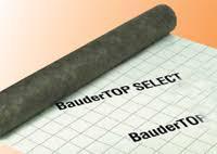 BauderTOP SELECT полимерно-битумная пароизоляционная мембрана.
