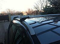 Поперечный багажник на интегрированые рейлинги под ключ (2 шт) - Hyundai IX-35 2010-2015 гг.