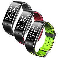 Фитнес-браслет smart band Q8 тонометр