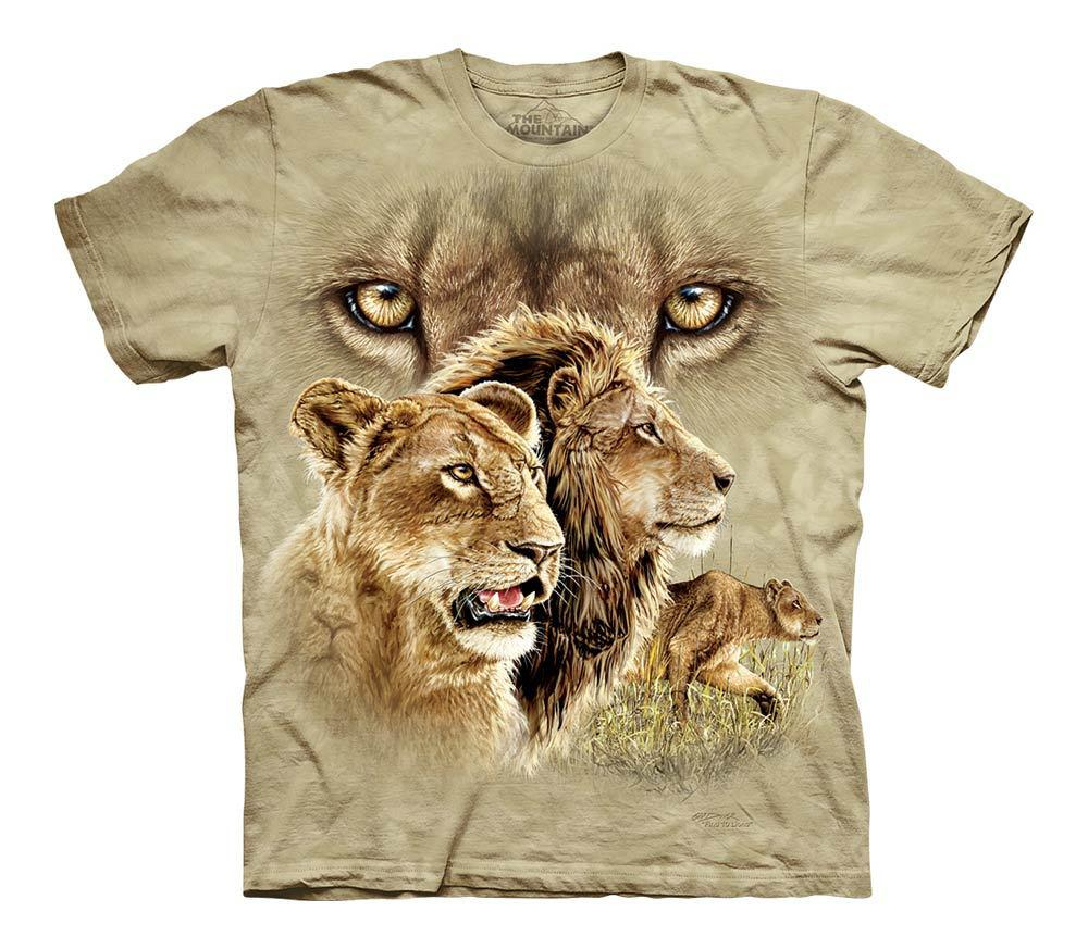 3D футболка для мальчика The Mountain р.XL 13-15 лет футболки детские с 3д принтом рисунком (Найди 10 Львов)