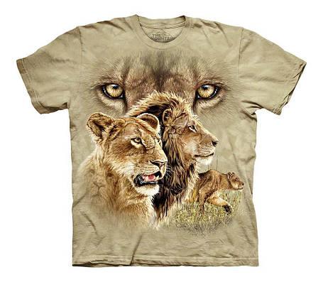 3D футболка для мальчика The Mountain р.XL 13-15 лет футболки детские с 3д принтом рисунком (Найди 10 Львов), фото 2