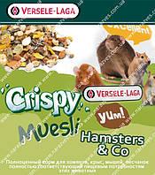 Корм Versale Laga Hamsters&Co (Хомяк) Crispy на развес