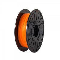 Филамент пластик Gembird (FF-3DP-PLA1.75-02-O) для 3D-принтера, PLA, 1.75 мм, оранжевый, 600гр
