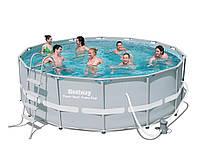 Каркасный бассейн Bestway 56444, (427х122)