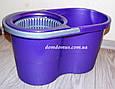 Набор для уборки (ведро, швабра) 189 Zambak Plastik, Турция, фото 3