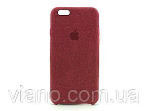 Нейлоновый чехол iPhone 6/6S (Красный) Nylon case