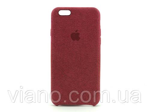 Нейлоновый чехол iPhone 6 Plus/6S Plus (Красный) Nylon case