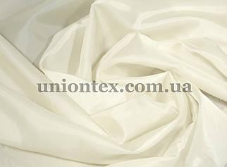 Подкладочная ткань нейлон молочная (Италия)