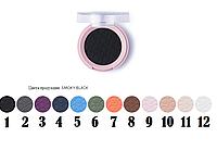 Одноцветные матовые тени для век Single Matte