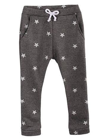 Детские спортивные брюки на девочку, р.92-146, фото 2