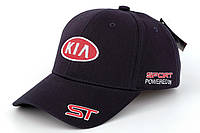 Кепка с автомобильным логотипом Kia Motors