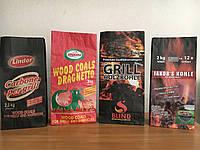 Бумажные пакеты для древесного угля , фото 1