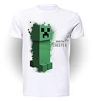 Футболка GeekLand Майнкрафт Мinecraft MC.01.001