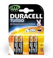 Батарейки Duracell Turbo R3