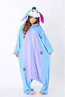 Пижама кигуруми kigurumi костюм ослик Иа размер S