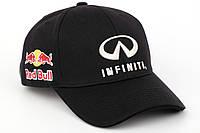 Кепка с автомобильным логотипом Infiniti
