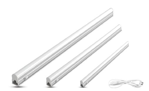 Светодиодный светильник линейный накладной LEDEX T5, 6W, 3000К, 30см, фото 2