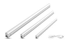 Светодиодный светильник линейный накладной LEDEX T5, 6W, 3000К, 30см