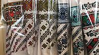 Вишиті сорочки для дівчаток в асортименті орнамент розміри від 1 до 16 років