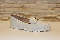 Туфли женские белые Т895 р 38 39 40
