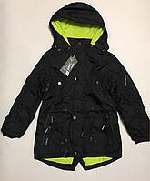 Куртка-парка для мальчика 134-152 см