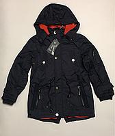 Куртка-парка для мальчика 134-164 см