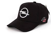 Кепка с автомобильным логотипом Opel черный