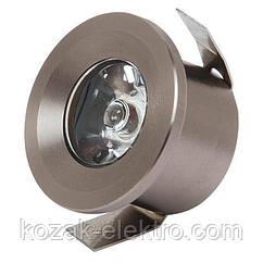 Светильник точечный MONICA - 1 Вт  LED