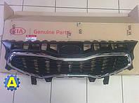 Решетка радиатора на Киа Сид (Kia Ceed) 2016-2018