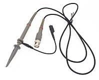 Пробник P6100 щуп  зонд 100МГц для осциллографа, 600В, 1x-10x