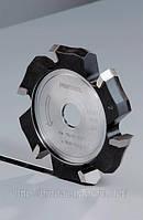 Фреза V-образная пазовая HW 118x14-90°/Alu для Дискового фрезера  PF 1200 E-Plus Alucobond