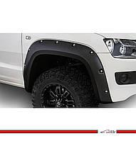 Расширители колесных арок (на болтах) - Fiat Fullback 2016+ гг.