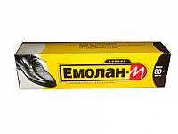 Крем для обуви ЭМОЛАН-М, 80 мл.(чёрный), Хмельницкий