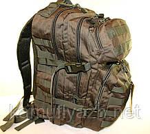 Рюкзак тактический MIL-TEC  25 л олива,черный, койот