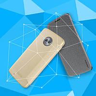 Кожаный чехол Nillkin Sparkle для Motorola Moto G6 (2 цвета)
