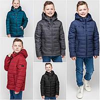 Весенняя куртка для мальчика VKM-5