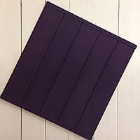 Деревянный фотофон фиолетовый
